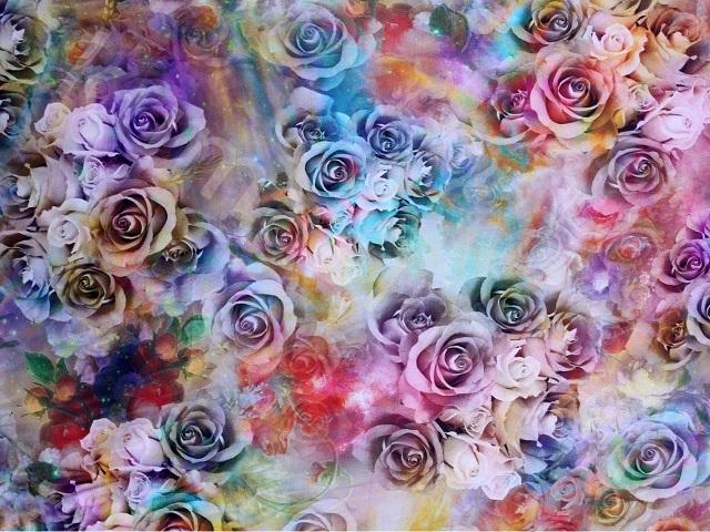 Rengarenk çiçek desenleri seviyorsanız online kumaşçı sitemiz kumasim.com'da s0022 ürün kodu ile satılan bu kumaş tam sizin aradığınız diyebiliriz.